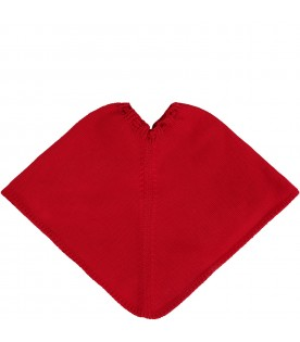 Red cape for babygirl