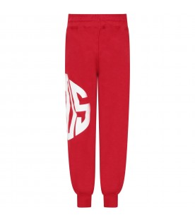 Red swaetpants for kids
