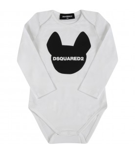 White body for babykids with logo