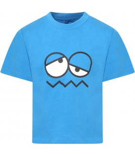 Azure T-shirt for boy
