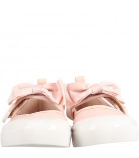 Pink shoes for girl
