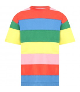 Mulitcolor dress for girl
