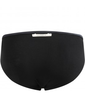 Black knickers for girl