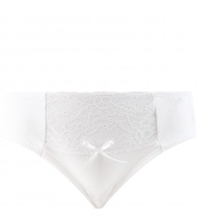 White knickers for girl