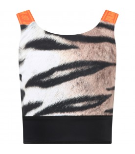 Multicolor ''Olvia'' top for girl