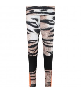 Leggings ''Oympia'' multicolor per bambina