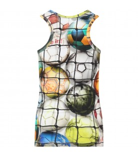 Multicolor ''Jim'' tank top for boy