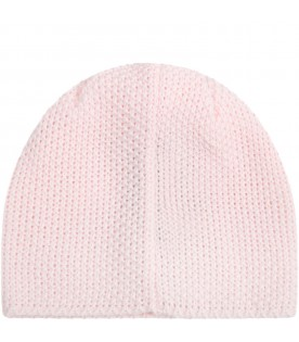Pink hat for babykids