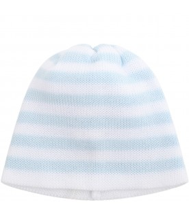 White hat for babyboy