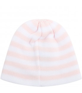 White hat for babygirl