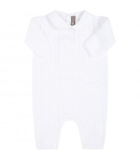 White babygrow for baby kids