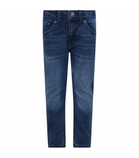 Blue ''510'' jeans for boy