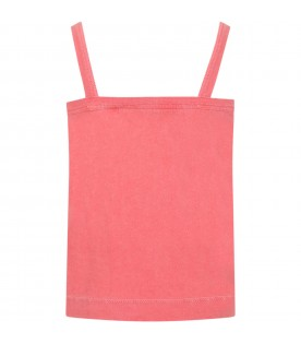 Red tank top for kids