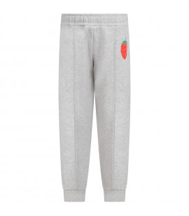 Gray sweatpants for kids