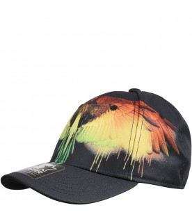 Black hat for kids with