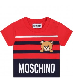 Red T-shirt for babyboy