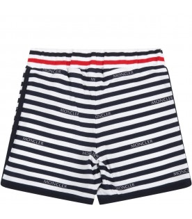 Multicolor shorts for babyboy