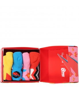Set multicolor for babykids with thunders