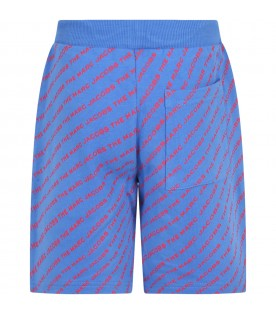 Azure short for boy with logos