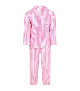 Mulitcolor pajamas for girl