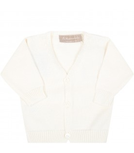 Ivory cardigan for babykids