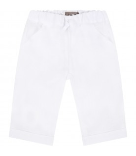 White trousers for babykids