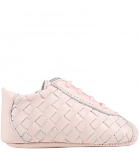 Pink shoes for babygirl