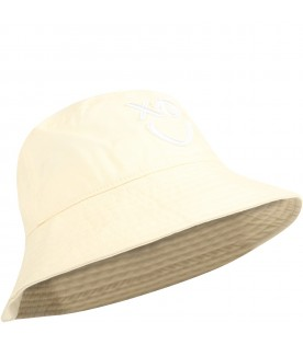 Ivory cloche for kids