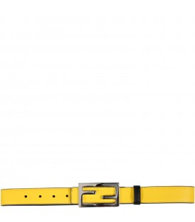 Reversible belt for kids