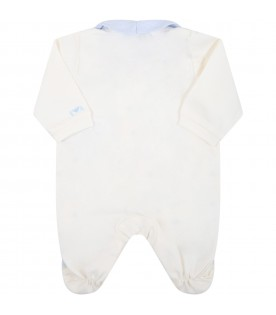 Ivory babygrow for baby