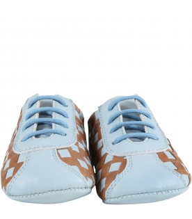 Multicolor shoes for babyboy