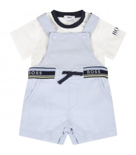 Set multicolore for baby boy