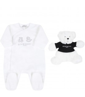 White set for babykids