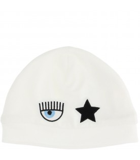 White hat for babykids