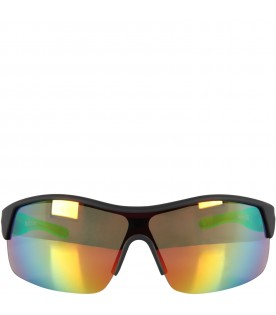 Black ''Surf'' sunglasses for kids