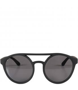 Black ''Sage'' sunglasses for kids