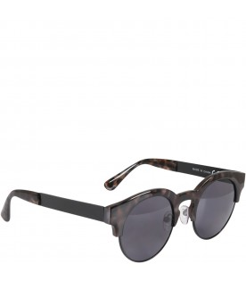 Brown ''So fashion'' sunglasses for girl