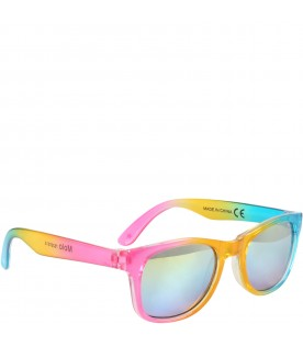 Multicolor kids sunglasses