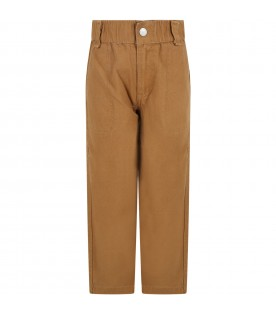 """Camel """"Aron"""" jeans for kids with logo"""