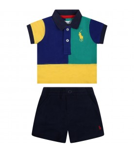 Multicolor set for baby kids