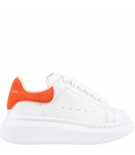 White sneakers for kids
