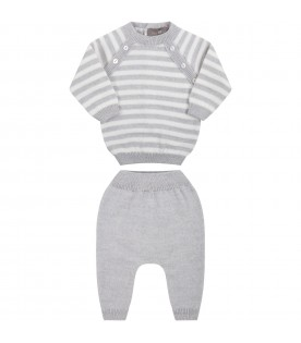 Multicolor suit for baby boy