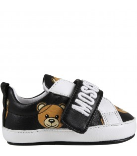 Multicolor sneakers for baby kids
