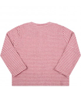Multicolor cardigan for baby girl
