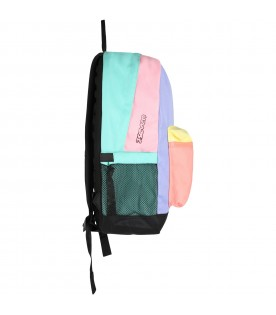 Colorblock backpack for kids