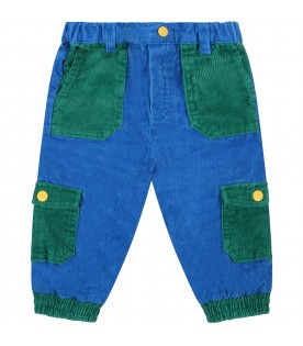 Multicolor trouser for baby kids