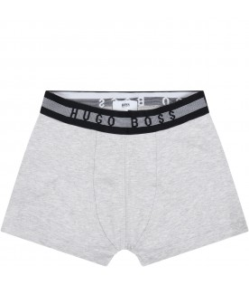Multicolor set for boy with logo