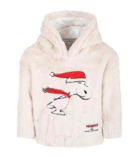 Iovry sweatshirt for kids with Snoopy
