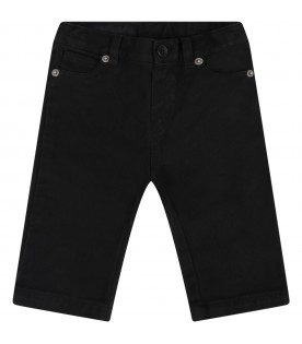 Black jeans for baby boy