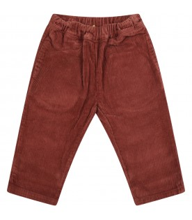 Brown trouser for baby kids